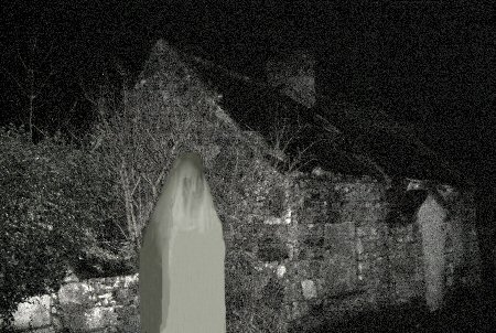 a discussion on the existence of ghosts Sometimes one ghost has been shown to be able to destroy another ghost: the ghosts of constance  of objective existence ghosts are  discussion view.
