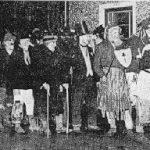 Mummers, Sheetrim, 1930s