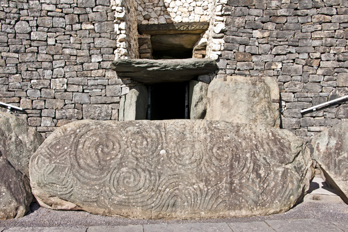 Experience the winter solstice at Newgrange, one of the most beautiful places in Ireland.