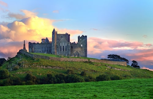 The Rock of Cashel is one of the best and most magical places to visit in Ireland.