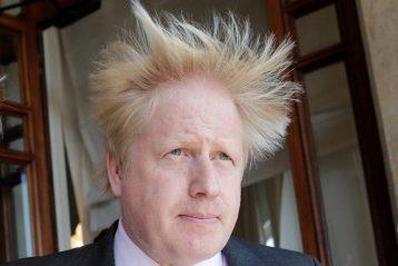 Boris Johnston Cocaine