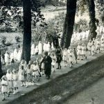 May Procession 80 years ago