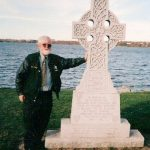 Celtic Cross for victims