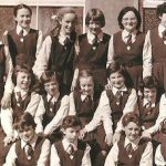 Sacred Heart 1966: Miss Egan   1