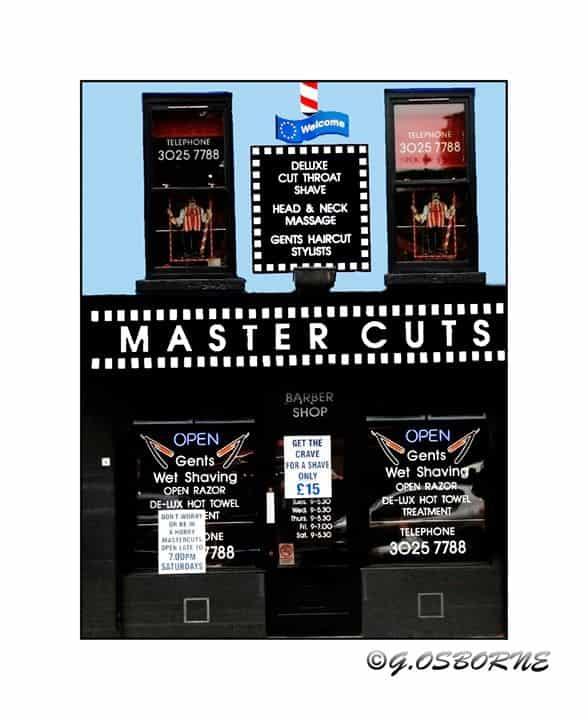 Mastercuts Barbers Newry