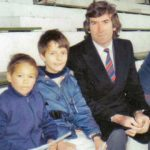 Meeting Big Pat Jennings